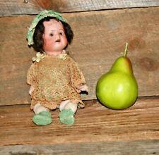 Antique Theodore Recknagel Doll r86a Bisque Composite