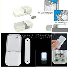 Cabinet Wardrobe Drawer Bathroom Automatic Magnetic Sensor Wireless LED Light