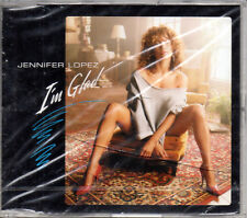 "JENNIFER LOPEZ ""I'M GLAD"" RARE CD MAXI WITH VIDEO TRACK / J-LO - NEW & SEALED"