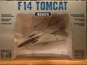 Armour Collection 98122 - 1:48 US Navy F-14 VF-101 'Grim Reapers' - new in box