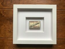 Ravi Zupa | Mightier than Ammunition | Hand Silkscreen Matchbox Signed Numbered