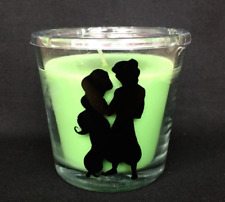 Disney's Aladdin Candle.  Birthday. Wedding Favours. Fathers Day. Christening.