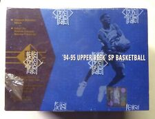 Upper Deck SP 94-95 NBA Basketball Trading card Box Amricons
