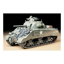 TAMIYA 35190 U.S. M4 Sherman Tank Early Production 1:35 Military Model Kit