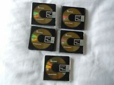 More details for tdk minidiscs 5 md rxg 80 includes music content from various groups (see text)