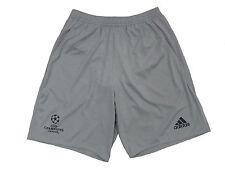 Adidas Schiedsrichter Hose Short Referee UCL grau Gr. S