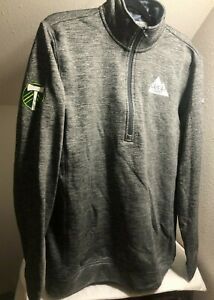 Adidas Tech Fleece Pullover Portland Timbers Coors Light RCTID PTFC Soccer