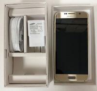 NEW Samsung Galaxy S6 G920T T-Mobile MetroPCS Unlocked 32GB Gold White Black