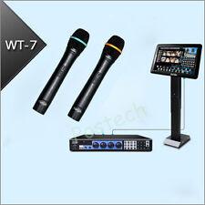 "KARAOKE machine System Jukebox 3TB HD +Wired Microphone+19"" Touchscreen Monitor"