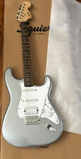 Fender Squier Affinity Series Stratocaster HSS Slick Silver Nearly New