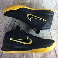 Nike Kobe AD BM Size 8 MidCity Black Mamba Gold LIMITED EDITION LAKERS AQ5164001