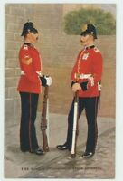 Shropshire Light Infantry, Gale & Polden 2085 J. McNeill Art Postcard, B999