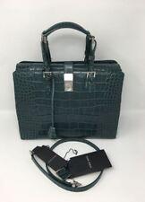 Giorgio Armani Ginevra Printed Leather Top Handle Bag Sold out!!!