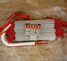 Kidde 2 Story Fire Escape Ladder 13' Feet Kl-25 AntiSlip Rungs New w/o box