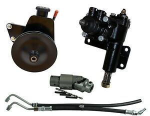 Borgeson 999064 Power Steering Conversion Kit