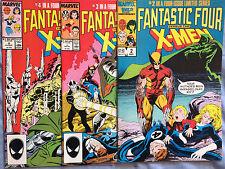 Fantastic four versus the X-Men 2,3,4