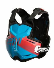 2018 LEATT 2.5 CHEST PROTECTOR ROX BLUE RED ADULT ROOST MOTOCROSS ARMOUR BMX MTB