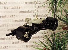 BATMAN BATPOD CHRISTMAS TREE ORNAMENT Batcycle Motorcycle Black/Grey rare XMAS