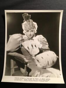 Marlene Dietrich The Song of Songs Movie Photo 667K