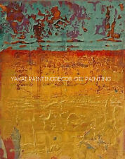 YAKAI Abstract oil painting 100% Hand-painted on canvas 24x36in No Frame =C=