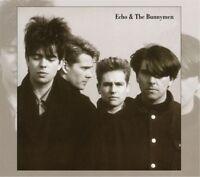 ECHO & THE BUNNYMEN Self-Titled s/t CD Bonus Tracks NEW