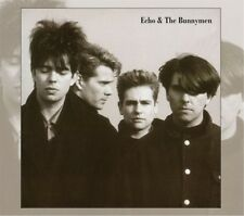 ECHO & THE BUNNYMEN Self-Titled s/t CD Bonus Tracks NEW