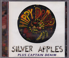 Hippy Dribble Silver Apples / Captain Denim Fade - CD (HAC 34 Half a Cow)