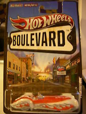 Hot Wheels Boulevard Real Riders Tires Phantastique Ahead of its Time