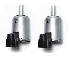 2x Transmission Lockup Solenoid AL4 / DPO 257416 257410 For Fiat Citroen Peugeot