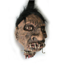 Severed Zombie Head Halloween Party Zagone Haunted House Prop 10""