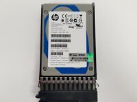"""HP 200GB 6Gbps 2.5"""" SATA MLC Solid State Drive SSD 690811-001"""
