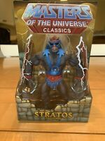 MOTUC, Stratos, Masters of the Universe Classics, MOC, sealed,