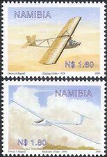 Namibia 1999 Gliders/Gliding/Planes/Aircraft/Aviation/Transport 2v set (n16603)