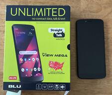 Straight Talk Blu View Mega B110DL Smartphone~32gb~Reduced $$$