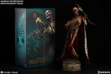 SIDESHOW COURT OF THE DEAD. THE RED DEATH PREMIUM FORMAT