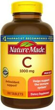 Nature Made Vitamin C 1000mg 300 Tablets