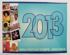 India 2013 Year Pack MNH Stamps