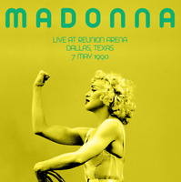 Madonna ‎– Live At Reunion Arena Dallas, Texas. Monday 7 May 1990   DOUBLE VINYL