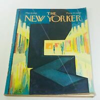 The New Yorker: March 9 1968 Full Magazine/Theme Cover Arthur Getz