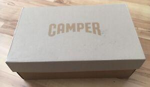 Camper Pelotas  44 Neu Black