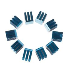10Pcs Stepper Motor Drive Special Cooling Heat Sink For TMC2100 3D Printer Parts