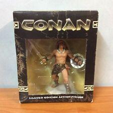 2007 Conan Limited Edition Action Figure  - BNIB