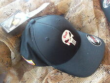 US NAVY SEAL TEAM craft PUNISHER AMERICAN SNIPER DEVGRU NSW CAP HAT L XL black