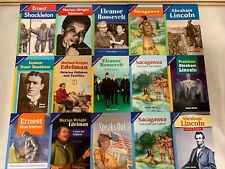 Lot of 15 Pearson My World Social Studies Readers Below/On/Above Level Grade 1