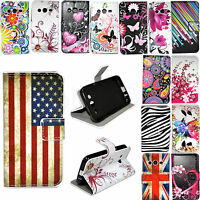 Protective Phone Leather Wallet Cover Case For Samsung Galaxy Core II 2 SM-G355H