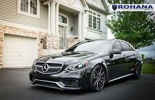 20x9 +35 20x10 +45 Rohana RF1 5x112 Black Wheels Fit Mercedes Benz E63 Amg 2014
