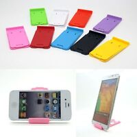 Folded Use Cell Phone Stents Cell Phone Holder Mobile Support Folding Bracket