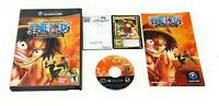 One Piece: Grand Battle (GameCube, 2005) - Complete + Collectible Card FREE SHIP