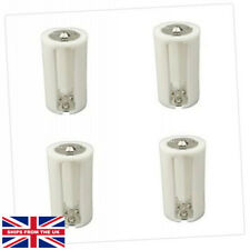 More details for 3aa(lr6) to d size parallel battery convertor adapter holder (pack o.... convert