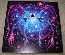 JEFF SOTO poster print on wood signed AETHER Elementals art Seeker Friends